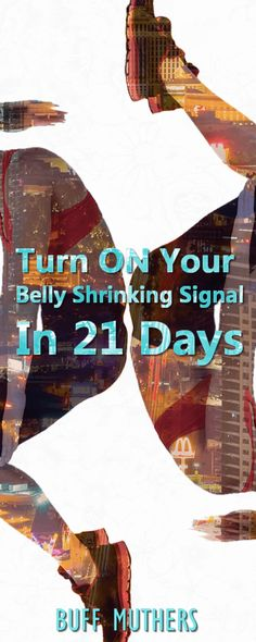 How Fat Shrinking Signal: 10-Minute Fat Loss Can Help You To Turn Off Your Hidden Hormone Disorder, Turn ON Your Belly Shrinking Signal & Visibly SEE A Tight &