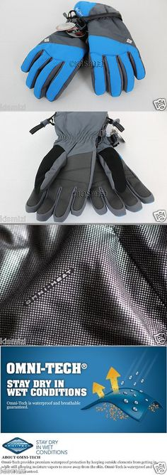 Gloves and Mittens 105559: New Womens Columbia Whirlibird Omni-Heat Tech Waterproof Ski Winter Snow Glove -> BUY IT NOW ONLY: $37.95 on eBay!