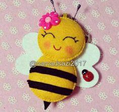 Felt Bee!!!