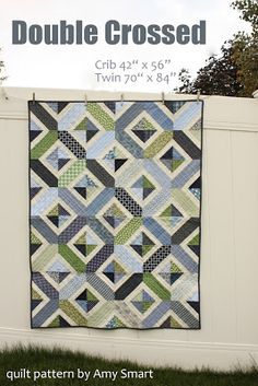 Shop Amy Smart Quilt Patterns - Diary of a Quilter - a quilt blog