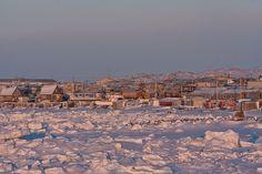 Good morning, Iqaluit in Nunavut