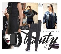 """""""Unique black extravagant style outfit from Aakasha"""" by aakasha on Polyvore featuring Chanel and Rebecca Minkoff"""