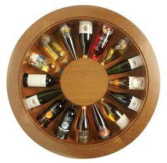 Mesa para guardar el vino