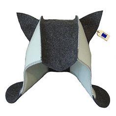 3ca2a0b516889 Allforsauna Sauna Hat Russian Banya Cap Wool Felt Modern Lightweight Head  Protection for Men and Women