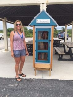 Little Free Library at West Meadow Beach in this week's Times Beacon Record newspapers! http://tbrnewsmedia.com/little-free-library-opens-at-west-meadow-beach/