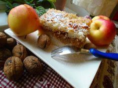 Ryžový nákyp s orechmi a jablkami