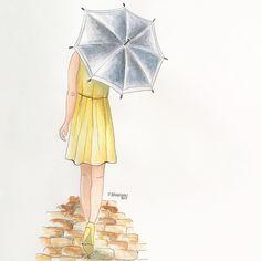 Rain, rain, go away. ☔️