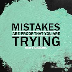 so keep trying!