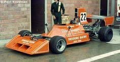 1974 GP Belgii (Vern Schuppan) Ensign N174 - Ford
