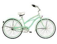 Women's Mint Green Tahiti Beach Cruiser...want this so bad