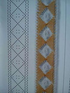 Bolillos Lace Art, Bobbin Lace Patterns, Lacemaking, Types Of Embroidery, Lace Jewelry, Needle Lace, Lace Detail, Creations, How To Make