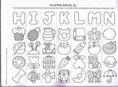 Letter Worksheets, Letter Activities, Preschool Worksheets, Baby Learning, Kindergarten Literacy, Teaching Spanish, Writing Skills, Felt Flowers, Sewing Crafts