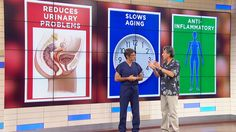 Medicine hunter Chris Kilham and Dr. Oz discuss the anti-inflammatory and anti-aging healing properties of cranberries.