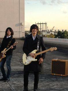 [Champagne]川上洋平・磯部寛之2011/11/20 ようペイン 笑顔最高! おろち/♪「spy」MVメイキング