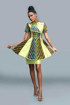 Ankara style ~Latest African Fashion, African Prints, African fashion styles, African clothing, Nigerian style, Ghanaian fashion, African women dresses, African Bags, African shoes, Nigerian fashion, Ankara, Kitenge, Aso okè, Kenté, brocade. ~DK