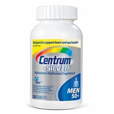Centrum Silver Men 50 500 Tablets Centrumjy * Learn more by visiting the image link. (This is an affiliate link and I receive a commission for the sales)