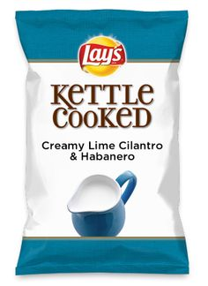 Wouldn't Creamy Lime Cilantro & Habanero be yummy as a chip? Lay's Do Us A Flavor is back, and the search is on for the yummiest flavor idea. Create a flavor, choose a chip and you could win $1 million! https://www.dousaflavor.com See Rules.