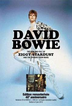 The rise and fall. David Bowie Poster, David Bowie Ziggy, Rock Posters, Concert Posters, Art Posters, Moonage Daydream, Mick Ronson, Aladdin Sane, The Thin White Duke