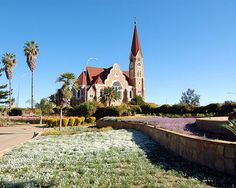 Find details about travel to Windhoek, Namibia's vibrant capital city and a great starting point for any holiday in southern Africa. Namibia, Travel Blog, Art Inspiration Drawing, Cheap Hotels, Cheap Travel, Kirchen, Conceptual Art, Capital City, Places Ive Been