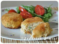 La cucina di Federica: Polpette di pollo e patate