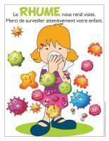Affiche-Maladies contagieuses-1