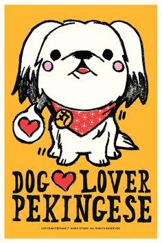 Doy Lover Pekingese