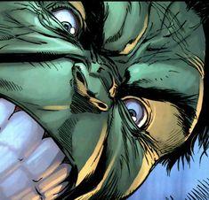 MARVEL COMIC BOOK ART — The Incredible Hulk By Lee Weeks