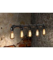 Pas cher Edison Loft Industriel Vintage De Levage Poulie Mur Lampe