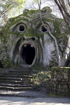 El Sacro Bosque de Bomarzo, Italy