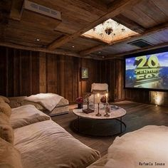 home theater ideas on a budget \ home theater ideas . home theater rooms . home theater . home theater design . home theater seating . home theater ideas on a budget . home theater ideas basement . home theater decor Home Theater Lighting, At Home Movie Theater, Home Theater Rooms, Home Theater Design, Home Theater Seating, Home Cinema Room, Attic Theater, Theater Room Decor, Theater Seats