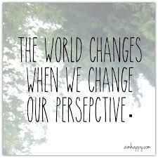 Image result for changing perspective
