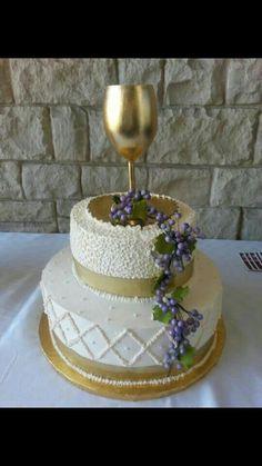 Primera comunion cake