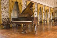 Salão Amarelo, Museu Casa da Hera