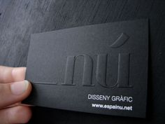 62 Cool Examples Of Big Typography In Business Card Design - Designbeep