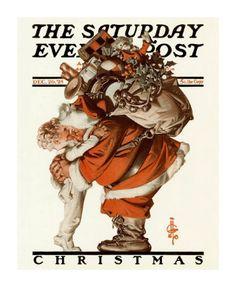 Post - Hug from Santa