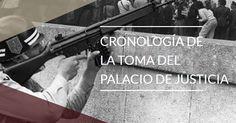 osCurve   Contactos : CRONOLOGÍA DE LA TOMA DEL PALACIO DE JUSTICIA
