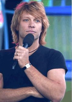 """It's easy to say, 'I love you,' to someone, but it's more meaningful to thank someone for loving you.""   -Jon Bon Jovi"