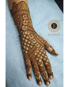 Full Mehndi Designs, Stylish Mehndi Designs, Latest Bridal Mehndi Designs, Mehndi Designs For Girls, Henna Art Designs, Mehndi Designs For Beginners, Mehndi Design Photos, New Bridal Mehndi Designs, Mehndi Designs For Fingers