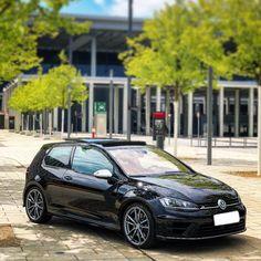 #mk7 #mk7r #vw #golf #300 #ps #golf7 #golf7r #vwgolf #car #cars #auto #new #black #beauty #beast #beastmode #19zoll #R #nice #ber #flughafen #love #my #volkswagen Vw Golf R, Future Vision, Beauty Beast, Cars Auto, South Bend, Character Design Inspiration, Beast Mode, Black Beauty, Exotic Cars