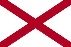 State flag of Alabama