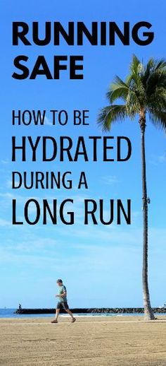 Part of your running workouts and training plan is to get benefits of good nutrition with food and water! Here are running tips for beginners on ways to stay hydrated during your run, whether it's on the road or for trail running! With a bit of planning, Running Injuries, Running Gear, Running Workouts, Running Training, Trail Running, Triathlon Training, Running Humor, Running Quotes, Running Water Belt
