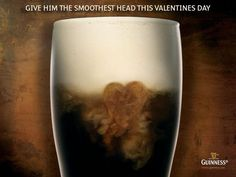 A #Valentines Day advert for #Guinness