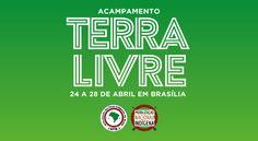 CONVOCATÓRIA ACAMPAMENTO TERRA LIVRE 2017. Face a esse cenário assustador que na verdade ameaça a existência e continuidade dos povos indígenas, a Articulação dos Povos Indígenas do Brasil (Apib) convoca aos povos e organizações indígenas de todas as regiões do país para a maior mobilização nacional indígena do ano – o Acampamento Terra Livre (ATL) que será realizado em Brasília – DF, no período de 24 a 28 de abril de 2017.
