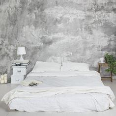 #Beton #Tapete #Vliestapete - #Shabby Betonoptik #Tapete - Fototapete Breit #industrial #Style #modern #industriell #Wohnstil #schlicht