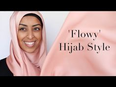 How to achieve an elegant looking flowy hijab. Hijab Bride, Pakistani Wedding Dresses, Muslim Brides, Muslim Couples, Nigerian Weddings, African Weddings, Pashmina Hijab Tutorial, Turban Hijab, Indian Bridal
