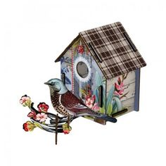 MIHO - Unexpected Things Vogelhaus I´m back! online kaufen