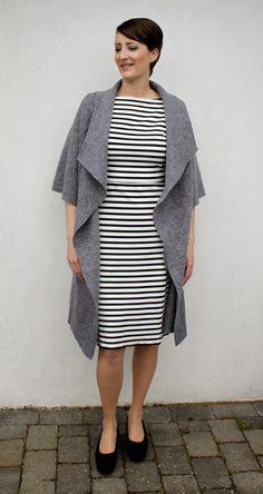Groovybaby....and mama: The Sydney Jacket // Tessuti Fabrics