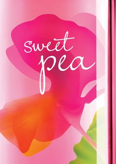 This award-winning fragrance is sweeter than ever! #SweetPea