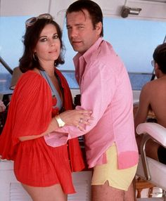 Natalie Wood--with Robert Wagner
