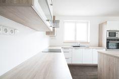 Moderní kuchyň Svěží čístá klasika / 125 - Culina - kuchyňské studio v Praze.